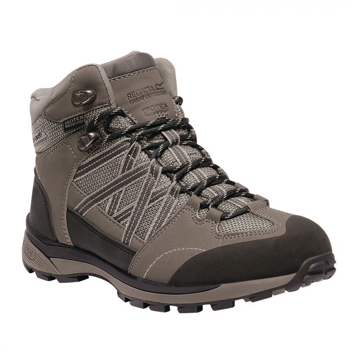 Women's Samaris II Mid Hiking Boots Walnut Parchment