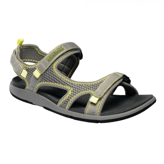 Women's Ad-Flo Sandals Granite Lime Fizz