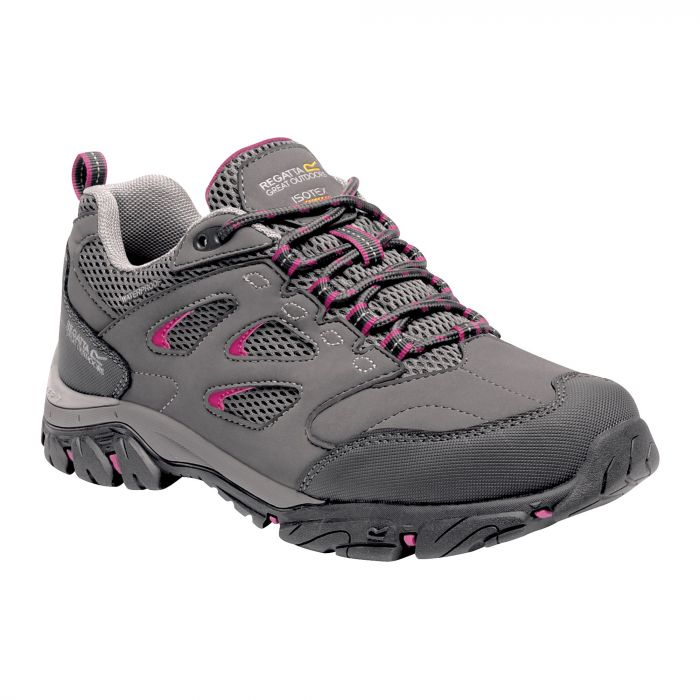 Holcombe IEP Low Shoes Steel Vivacious