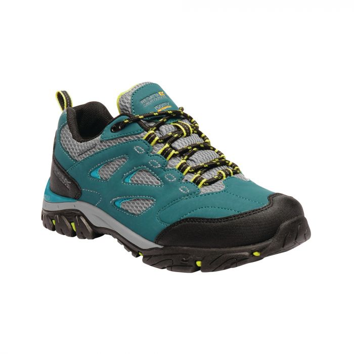 Holcombe IEP Low Shoes Deep Lake Neon Spring