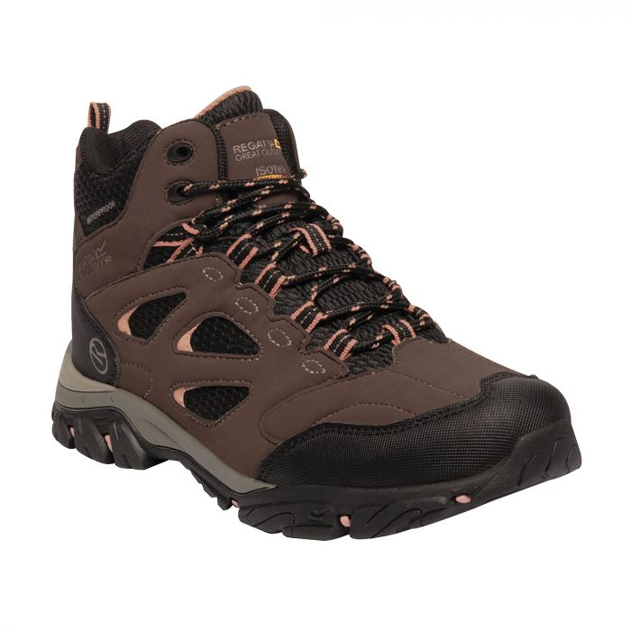Holcombe IEP Mid Boots Indian Chestnut Cameo