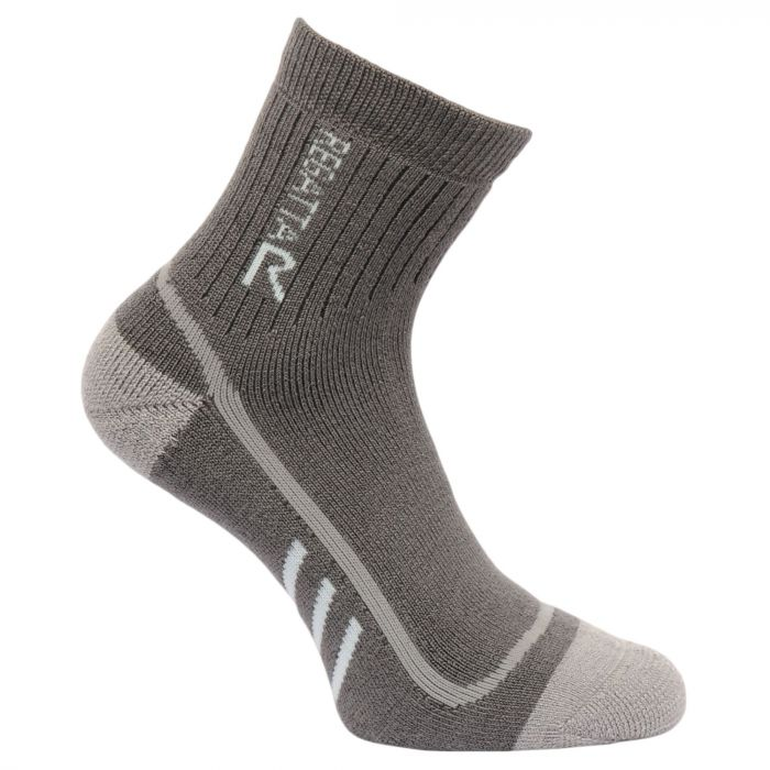 Women's 3 Season Heavyweight Trek & Trail Socks Granite Yucca