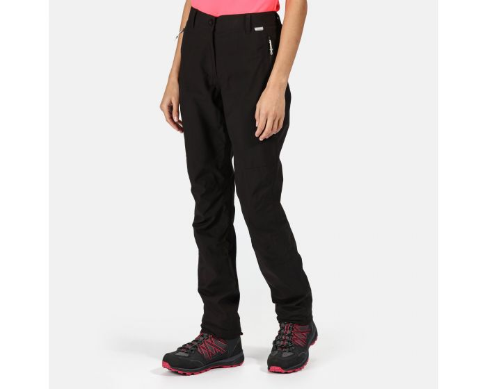 Regatta Womens Womens Dayhike Iii Waterproof Breathable Isotex Strech Taped Seams Multi Pocketed Trousers Trousers
