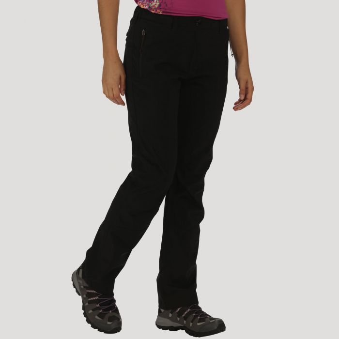 Women's Dayhike III Breathable Waterproof Stretch Trousers Black