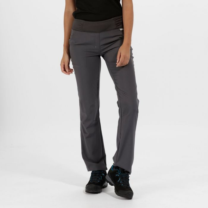 Zarine Trousers Seal Grey