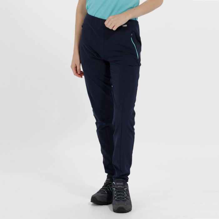 Pentre Stretch Trousers Navy
