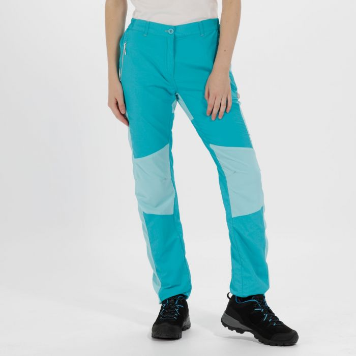 Women's Sungaru Trousers Aqua Horizon