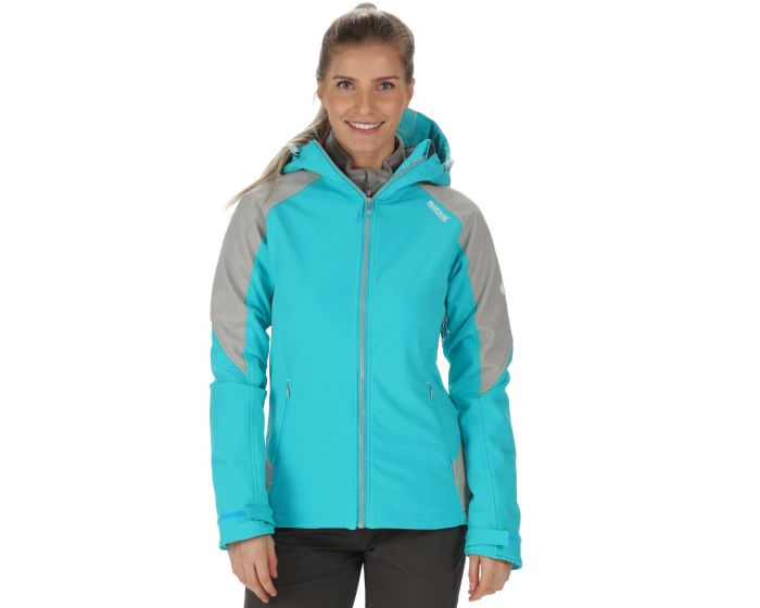 Regatta Herren Print Perfect Softshell Jacke