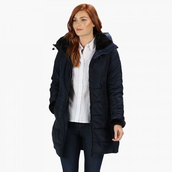 efb4df5d9 Pernella Insulated Jacket Navy | Regatta - Great Outdoors