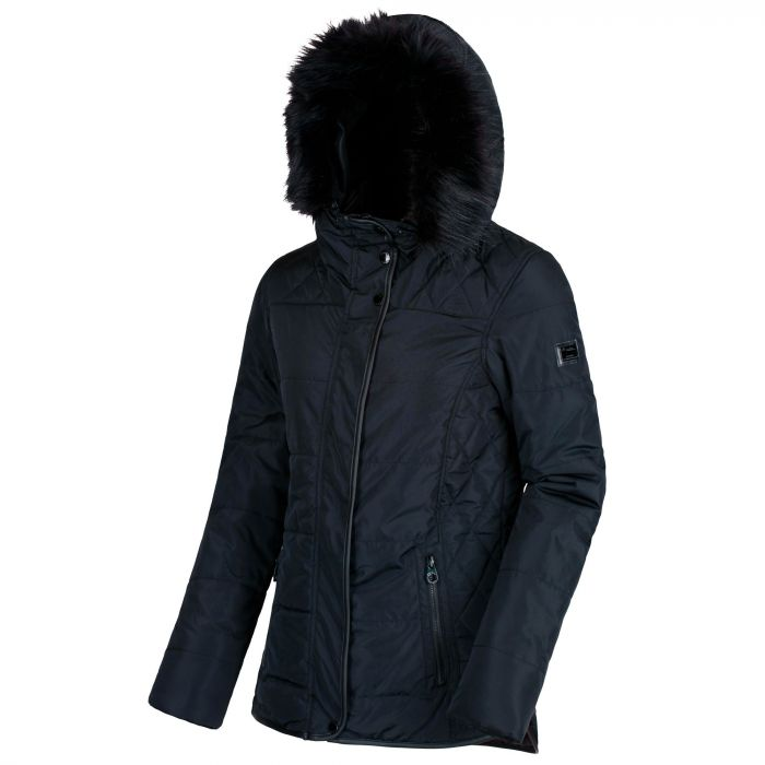 Winika Insulated Jacket Navy