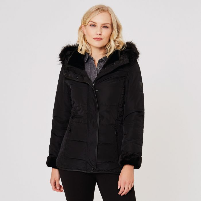 Winika Insulated Jacket Black