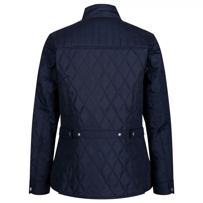 cheap sale super cheap compares to select for best Women's Cressida Quilted Jacket - Navy