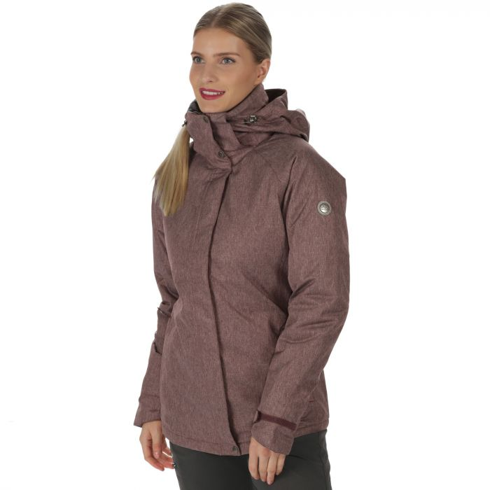 Women's Highside II Waterproof Insulated Jacket Fig