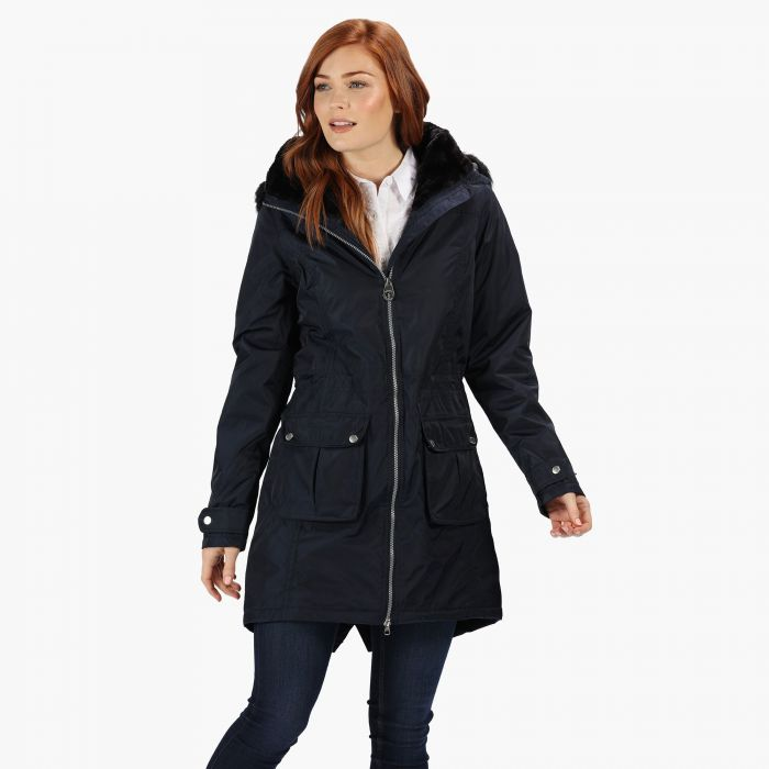 742e716d6c2 Lucasta Waterproof Insulated Jacket Navy | Regatta | Regatta - Great ...