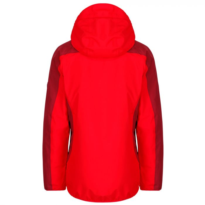 Women's Whitlow Waterproof Insulated Jacket Red Alert Tibetan Red