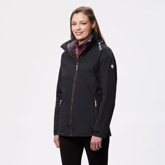 Premilla II Waterproof 3 in 1 Jacket Black Fig