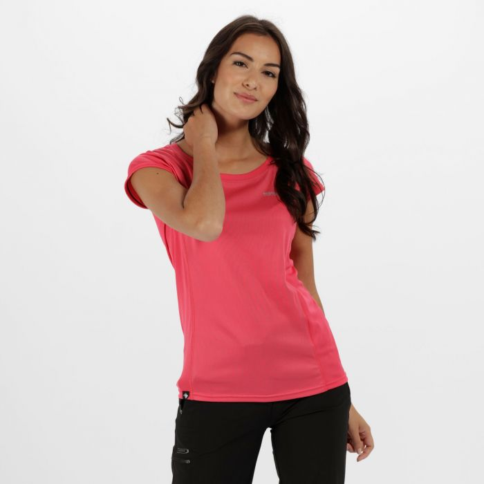 Women's Hyper-Reflect T-Shirt Bright Blush