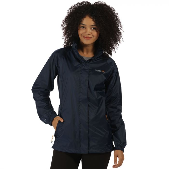 Joelle IV Lightweight Waterproof Jacket Midnight