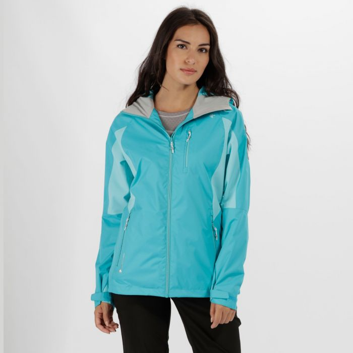 Cross Penine III Hybrid Waterproof Jacket Aqua Horizon