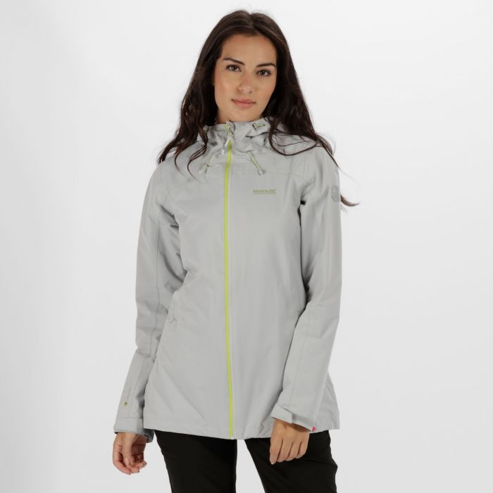 Hamara II Waterproof Shell Jacket Light Steel