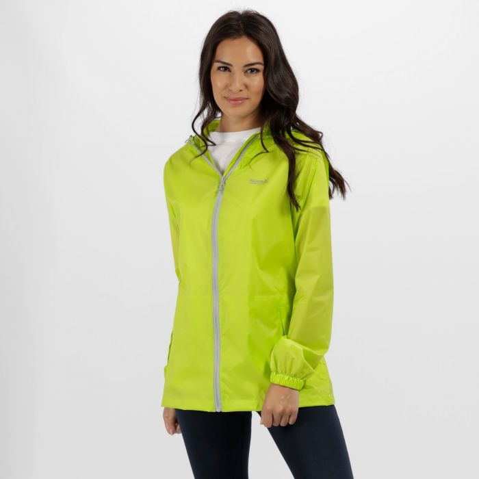 Women's Pack-It Jacket III Waterproof Packaway Lime Zest