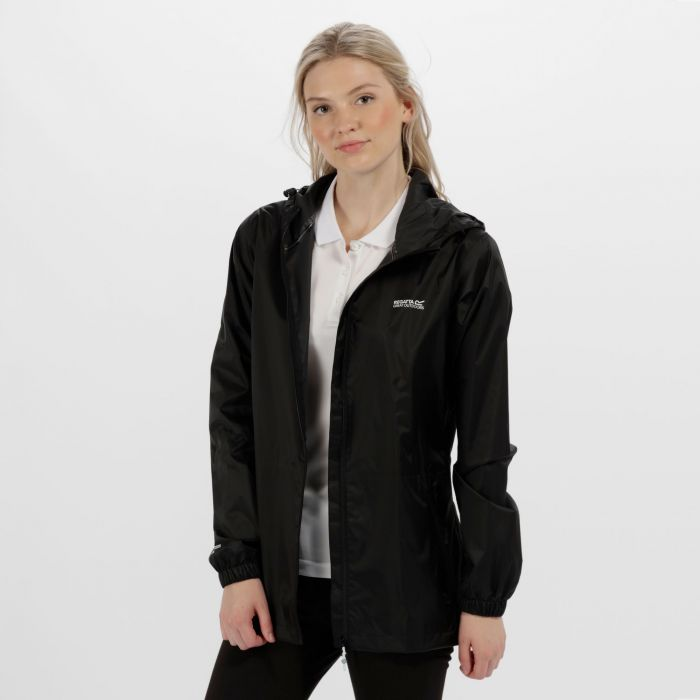 Women's Pack-It Jacket III Waterpoof Packaway Black