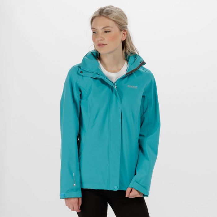 Calyn Stretch II Waterproof Shell Jacket Aqua