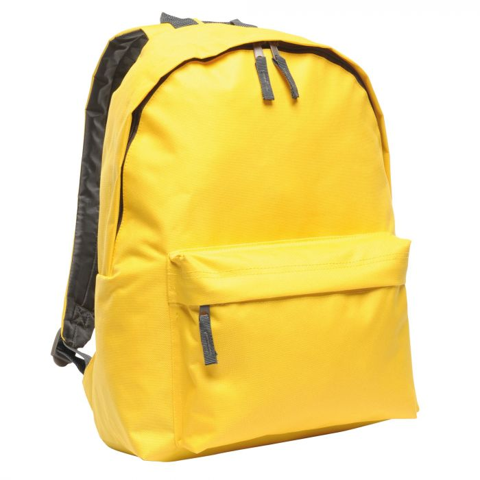 Azusa 18 Litre Rucksack Backpack Bright Yellow