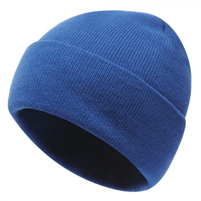 Axton Cuffed Beanie Oxford Blue