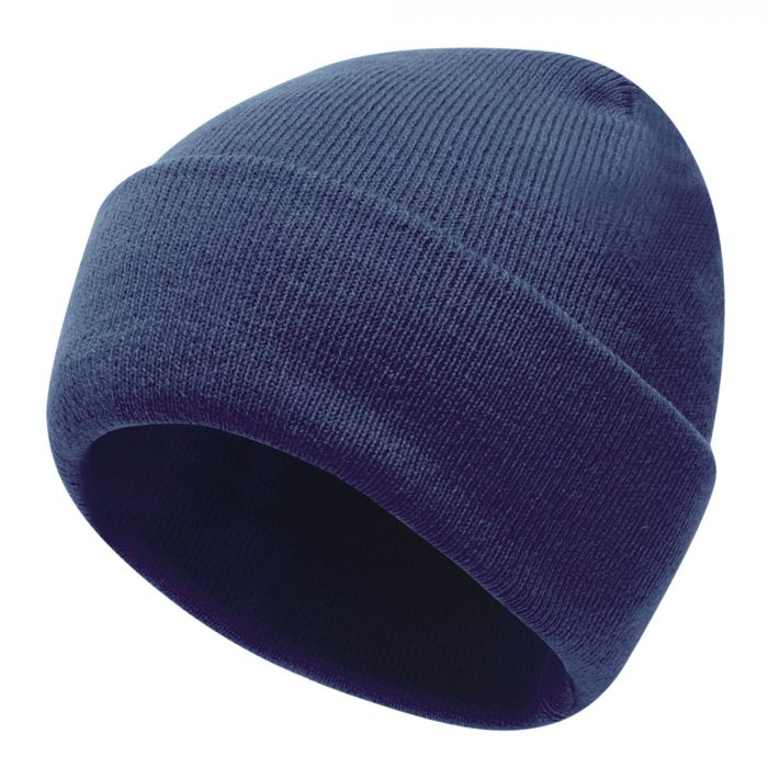 Axton Cuffed Beanie Royal Blue
