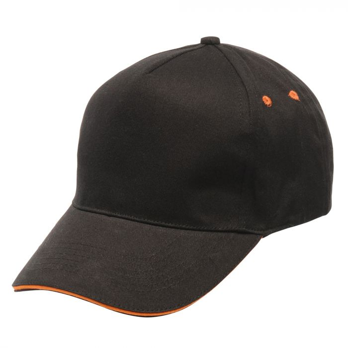 Amston Cap Black Magma