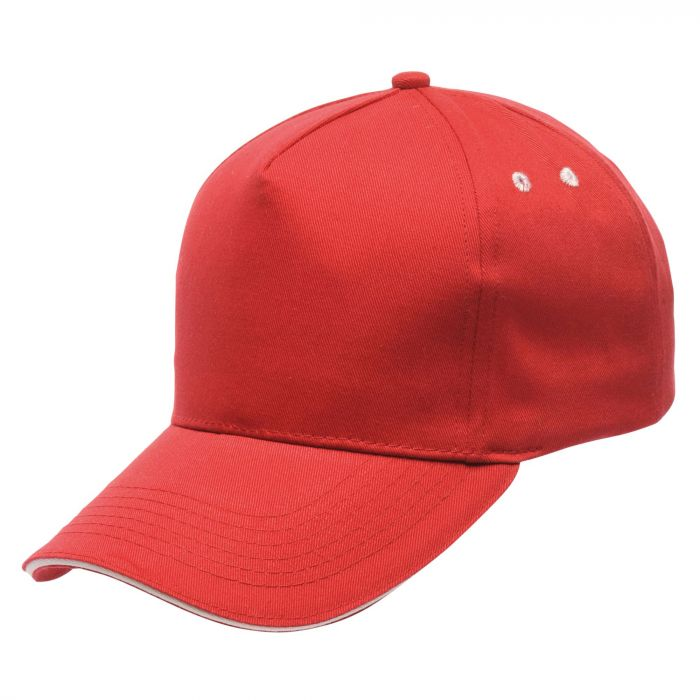 Amston Cap Classic Red White