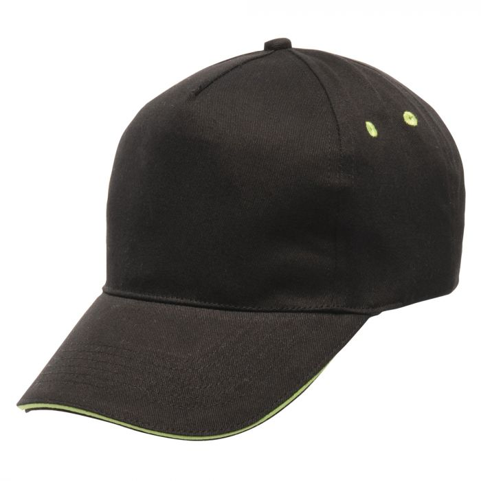 Amston Cap Black Lime Punch