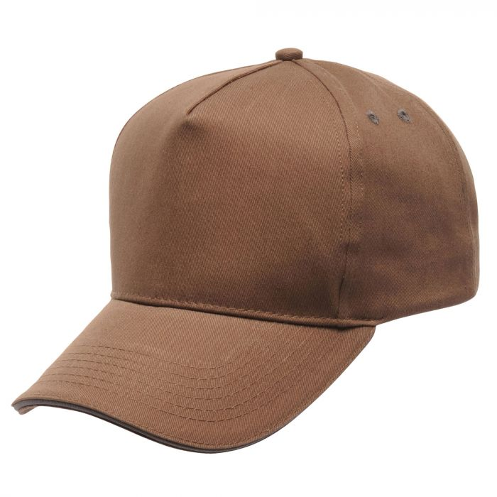Amston Cap Otter Seal Grey