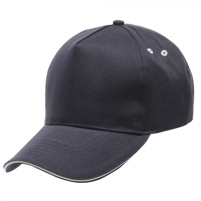 Amston Cap Navy White