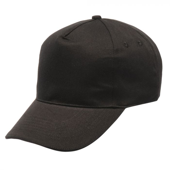 Amston Cap Black