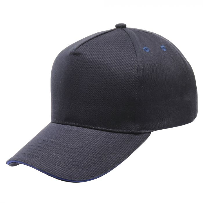 Amston Cap Navy Oxford Blue
