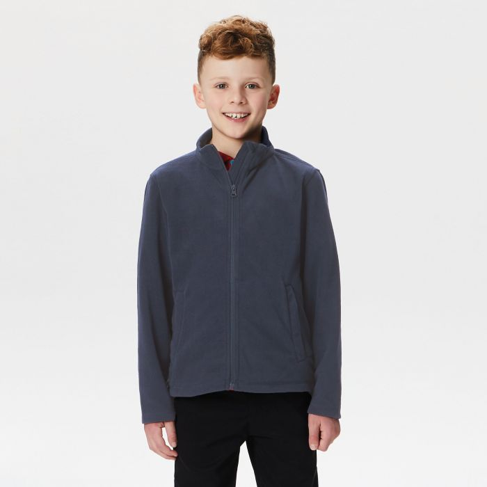 Kids Brigade II Full Zip Fleece Navy