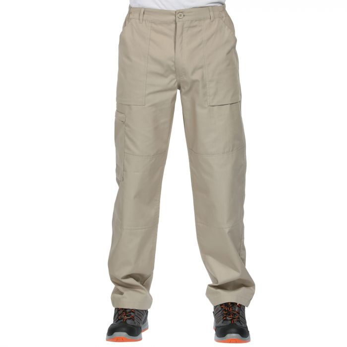 Men's Action Trousers Lichen