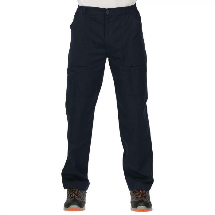 Men's Action Trousers Navy