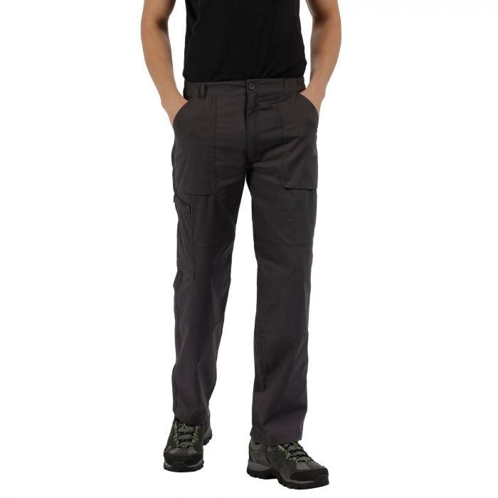 Men's Action Trousers Dark Grey