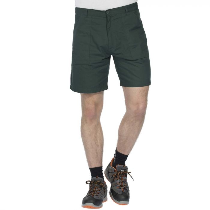 Action Shorts Green