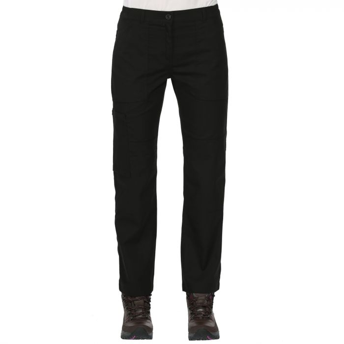 Women's Action Trousers Black