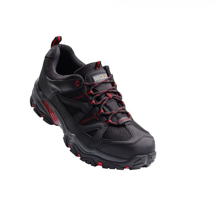 Riverbeck Trainer Black Red