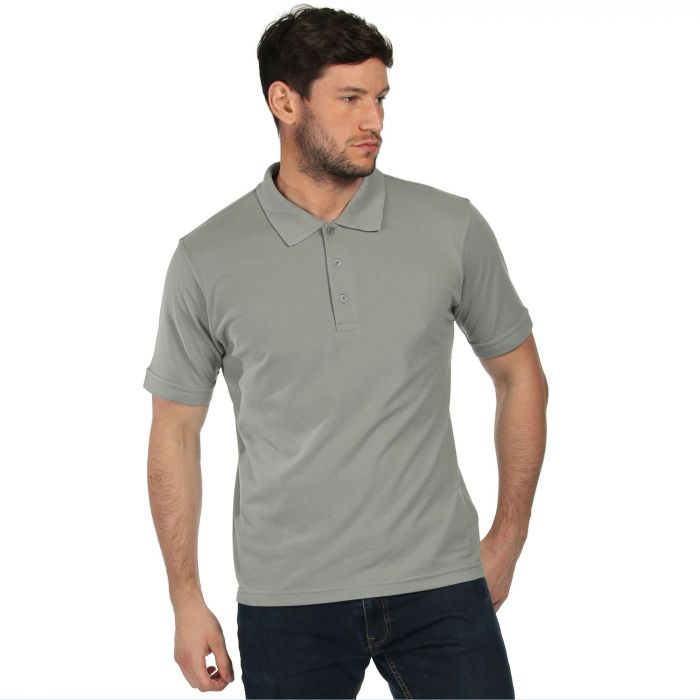 Classic Polo Shirt Dark Steel