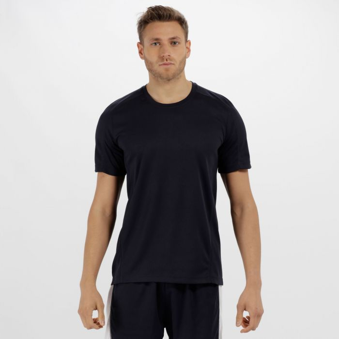 Men's Beijing Lightweight Cool and Dry Sports T-Shirt Navy