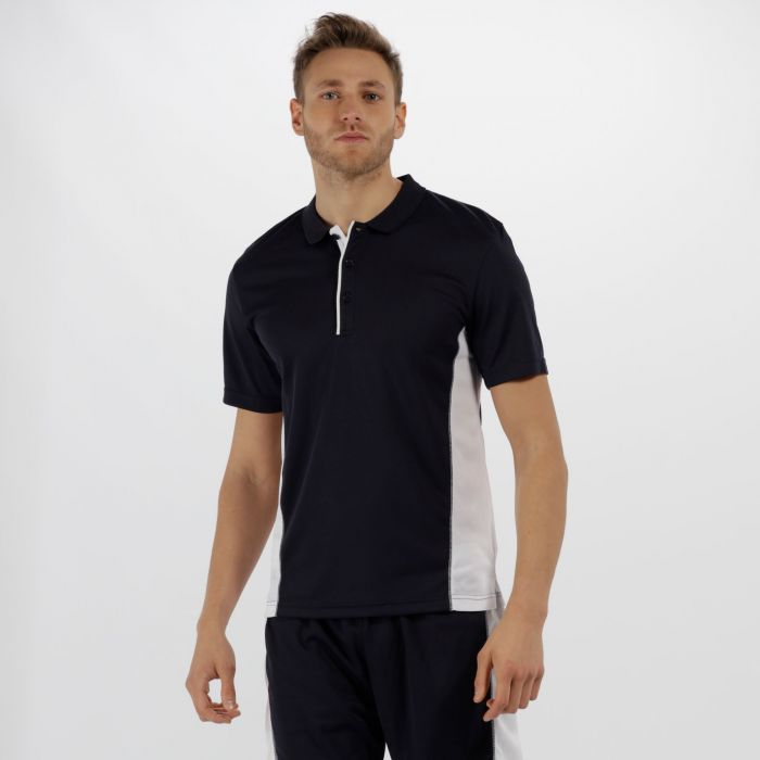 Men's Salt Lake Light and Dry Sports Polo Shirt Navy