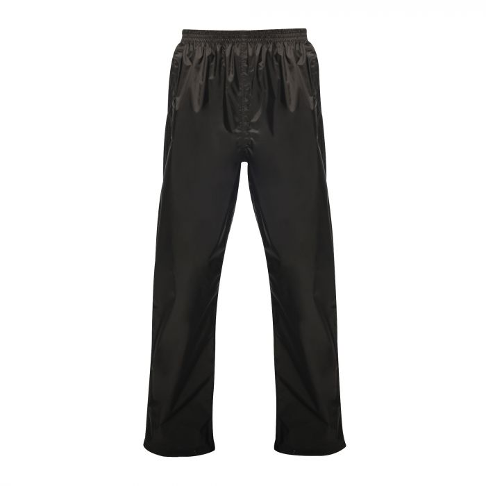 Men's Pro Pack Away Over Trousers Black