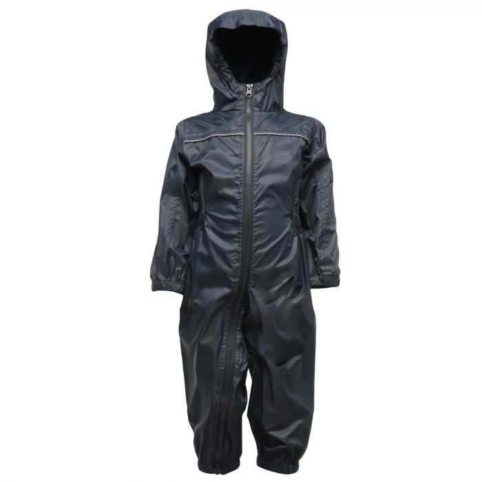 Kids Paddle Puddle Suit Navy