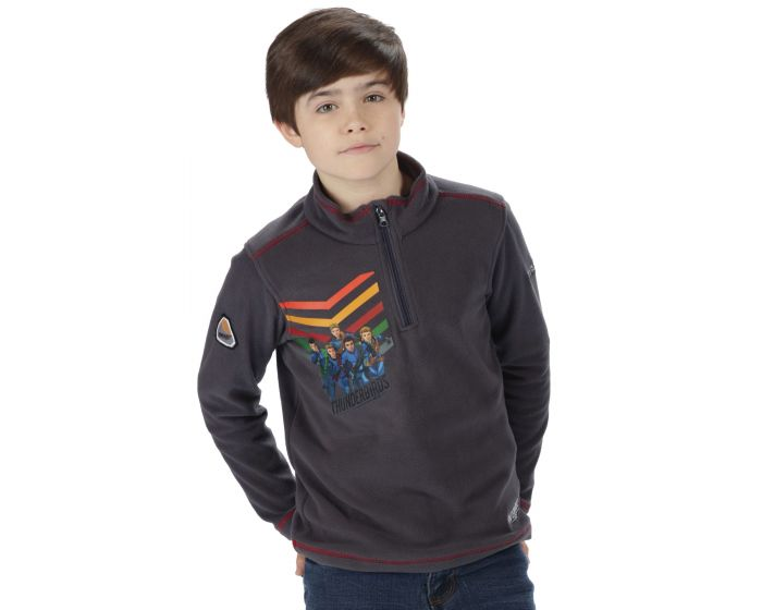 Regatta Thunderbirds Childrens//Kids Official Crosscut Fleece Jacket